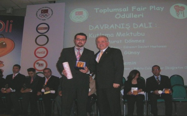 Fair Play Award Ceremony